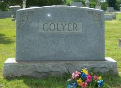 Mary <I>Woolfolk</I> Colyer