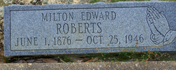 Milton Edward Roberts