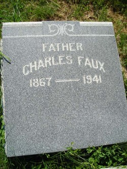 Charles Faux Longson
