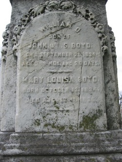 Mary Louisa Boyd
