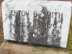 Benton C Smith