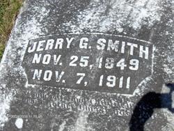 Jerry G Smith