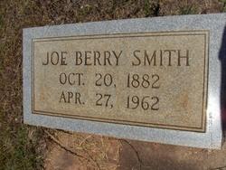 Joe Berry Smith