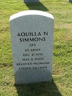 Aquilla Norris Simmons