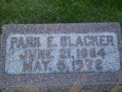 Park Everett Blacker
