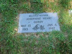 Josephine Henry Gordy