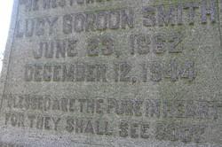 Lucy Conway <I>Gordon</I> Smith