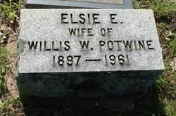 Elsie E Potwine