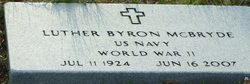 "Luther Byron ""Bit"" McBryde"
