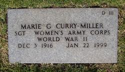 Marie Gladys Curry-Miller