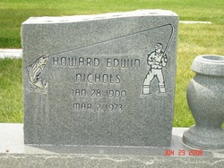 Howard Edwin Nichols