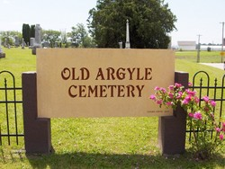 Old Argyle Cemetery