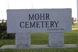 Mohr Cemetery