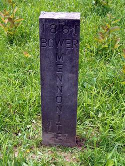 Bower Mennonite Cemetery