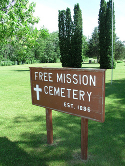 Free Mission Cemetery