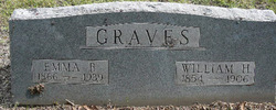 Emma Bell <I>Renfro</I> Graves