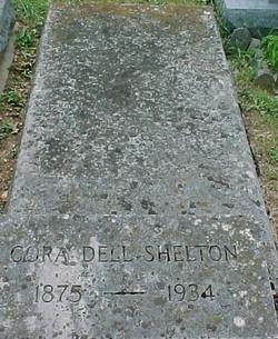 Cora Dell <I>Duncan</I> Shelton