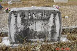 """James D. """"Drias"""" Lanier"""