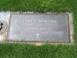 Clyde Clifton Horton
