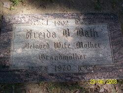 Freida <I>Bethel</I> Bath