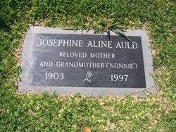 Josephine Aline <I>Kennedy</I> Auld
