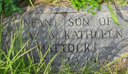 Infant Son Mattocks