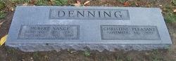 Christine <I>Pleasant</I> Denning