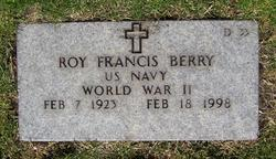 Roy Francis Berry