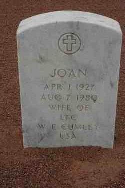Joan <I>Haynie</I> Cumley