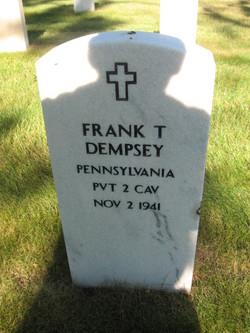 Frank T Dempsey
