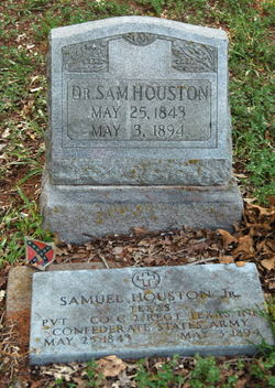 Sam Houston, Jr