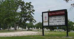 White Plains Cemetery