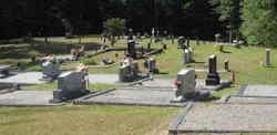 Oakey Mountain Baptist Church Cemetery