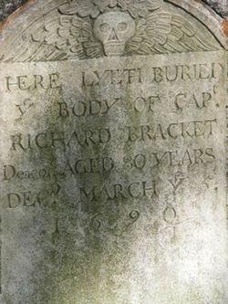 Capt Richard Brackett