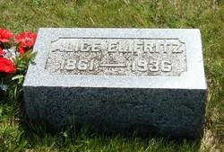 Lillian Mahala <I>Webb</I> Elifritz
