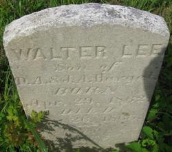 Walter Lee Hargett