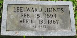 Lee Ward Jones
