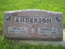 Irene Isabelle <I>Iverson</I> Anderson