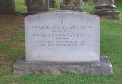 Maj Daniel Cocke Hatcher