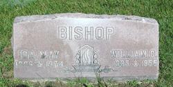 Ida May <I>Houck Bennett</I> Bishop