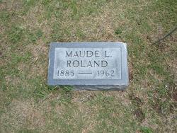 Maude L. <I>Ledgerwood</I> Roland
