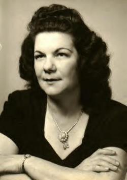 "Dorothy Lucille ""Dot"" <I>Hall</I> Allen"