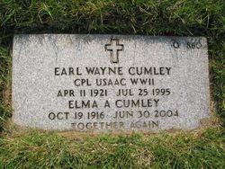 Earl Wayne Cumley