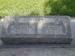 Belle Burgess Hardy