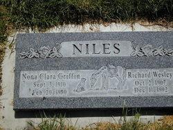 Nona Clara <I>Griffith</I> Niles