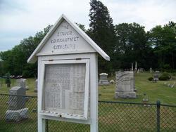 Lower Genegantslet Cemetery