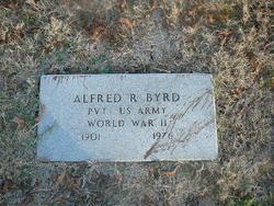 Alfred R. Byrd