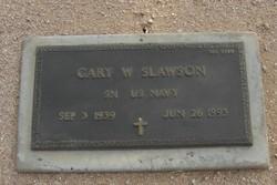 Gary W Slawson