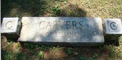 Lucy Ann <I>Johns</I> Carver