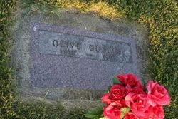 Olive Qualey